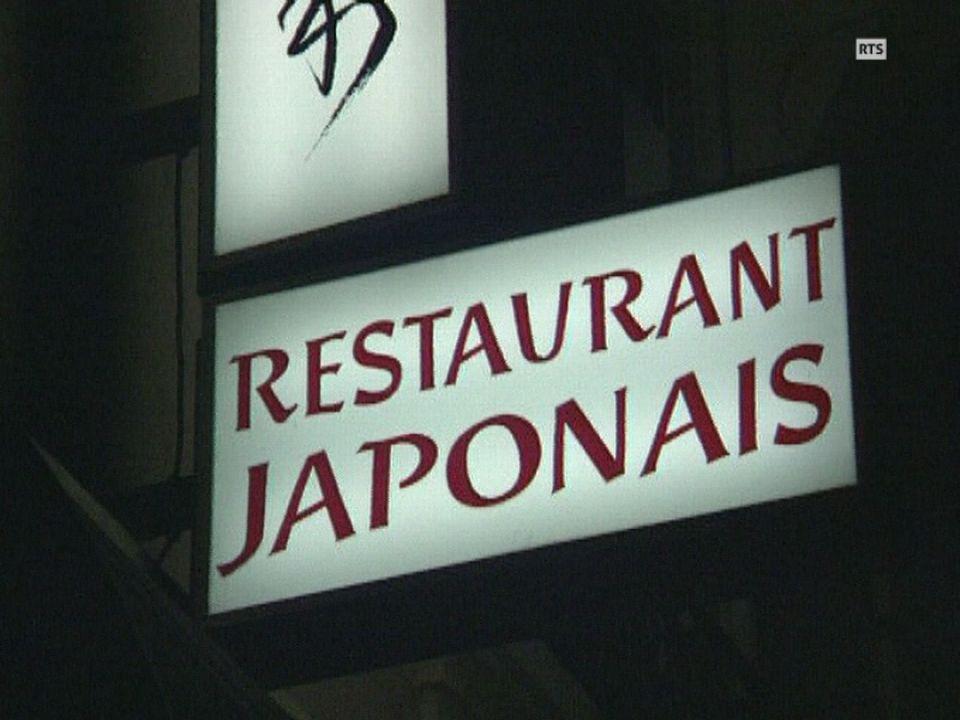 Les Romands aiment les sushis [RTS]