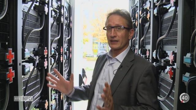 VD - EPFL: une batterie de grande capacité a été présentée [RTS]