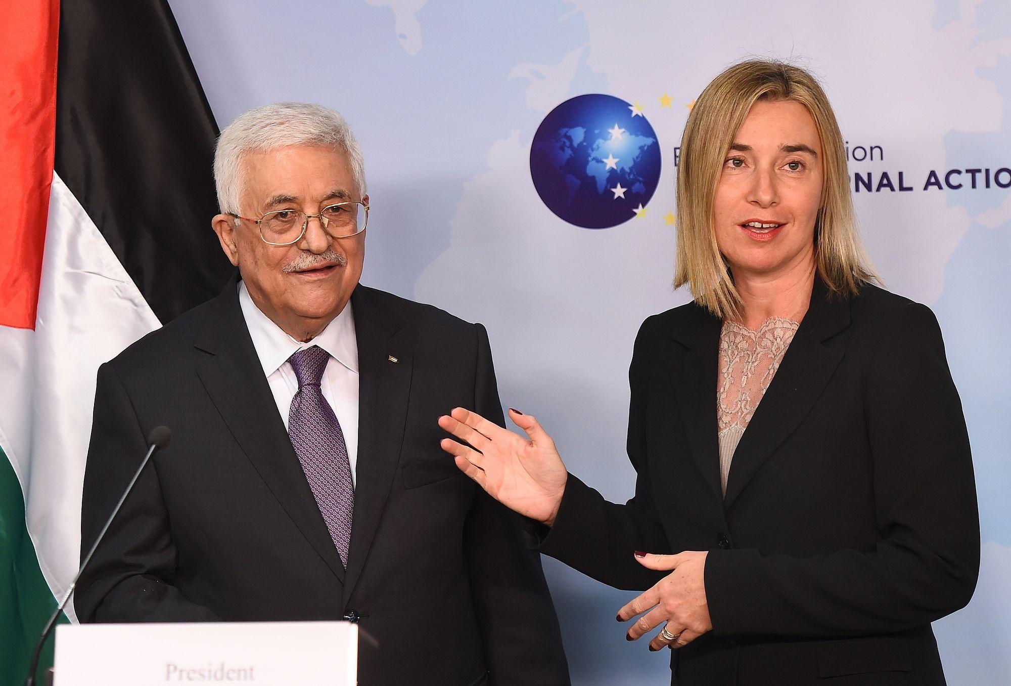 Discussion entre union europ enne et palestiniens pour for Aide financiere achat premiere maison