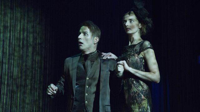 """Une scène de la pièce """"Je m'appelle Jack"""" de Sandra Korol. [Philippe Pache - lepetittheatre.ch]"""