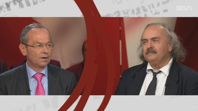 Qui pour défendre Vaud au Conseil des Etats? [RTS]