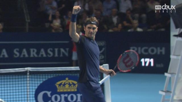 1-8, R. Federer – P. Kohlschreiber (6-4, 4-6, 6-4): Federer assure l'essentiel et se hisse en quarts [RTS]