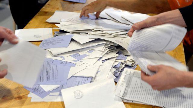 L'apparentement de listes consiste à regrouper plusieurs listes électorales pour n'en former qu'une. [Keystone]