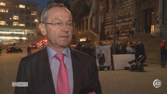 VD: Olivier Français compte sur le soutien de la droite dans sa course au Conseil des Etats [RTS]