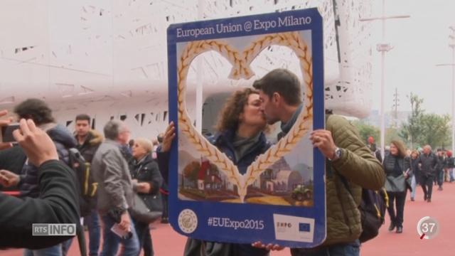 Italie: l'Expo universelle de Milan ferme ses portes après 6 mois d'exposition [RTS]