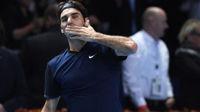 Roger Federer a remporté son 7e trophée sur ses terres. [Melanie Duchene - EQ]