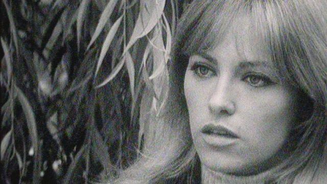 Nathalie Delon, épouse en 1967. [RTS]