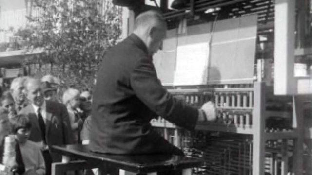 Pour le comptoir, une démonstration de carillon hollandais.