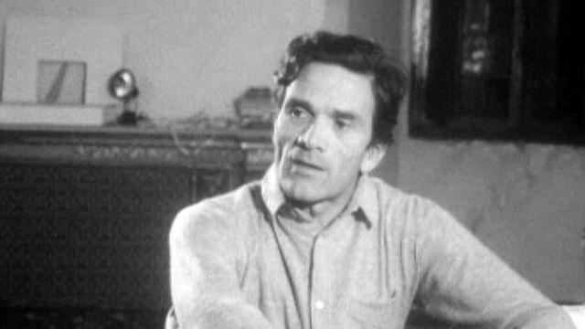 Une interview de Pasolini sous le regard de Pierre Milza.