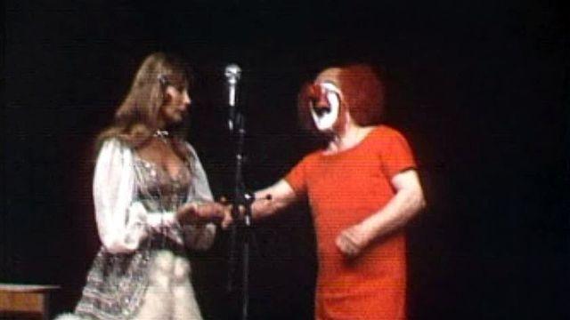 Rivel, un des derniers grands clowns de la génération de Grock.