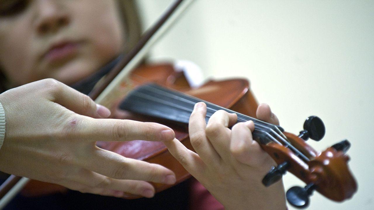 Les trois institutions réunissent sous un même toit l'enseignement musical professionnel et non-professionnel. [Grigoriy Sisoev - RIA Novosti/AFP]