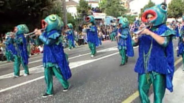 La fête des vendanges de Neuchâtel est parmi les plus suivies.