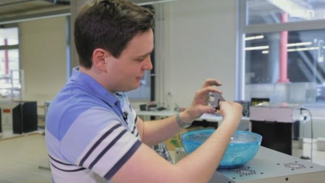 Inventer demain : Imprimer en 3D bon marché [RTS]