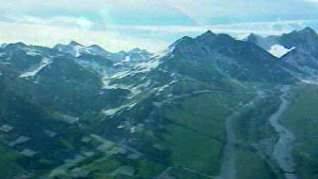 Le Val d'Anniviers et ses villages si pittoresques.