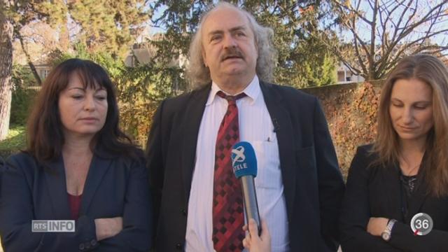VD - Second tour de l'élection au Conseil des Etats: Luc Recordon se retire de la politique fédérale [RTS]