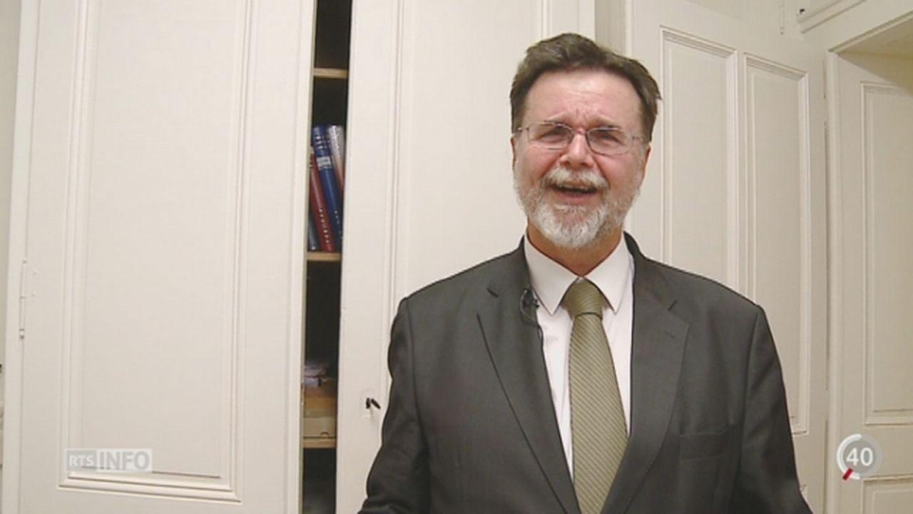 GE - Second tour de l'élection au Conseil des Etats: le tandem rose-vert a été reconduit [RTS]