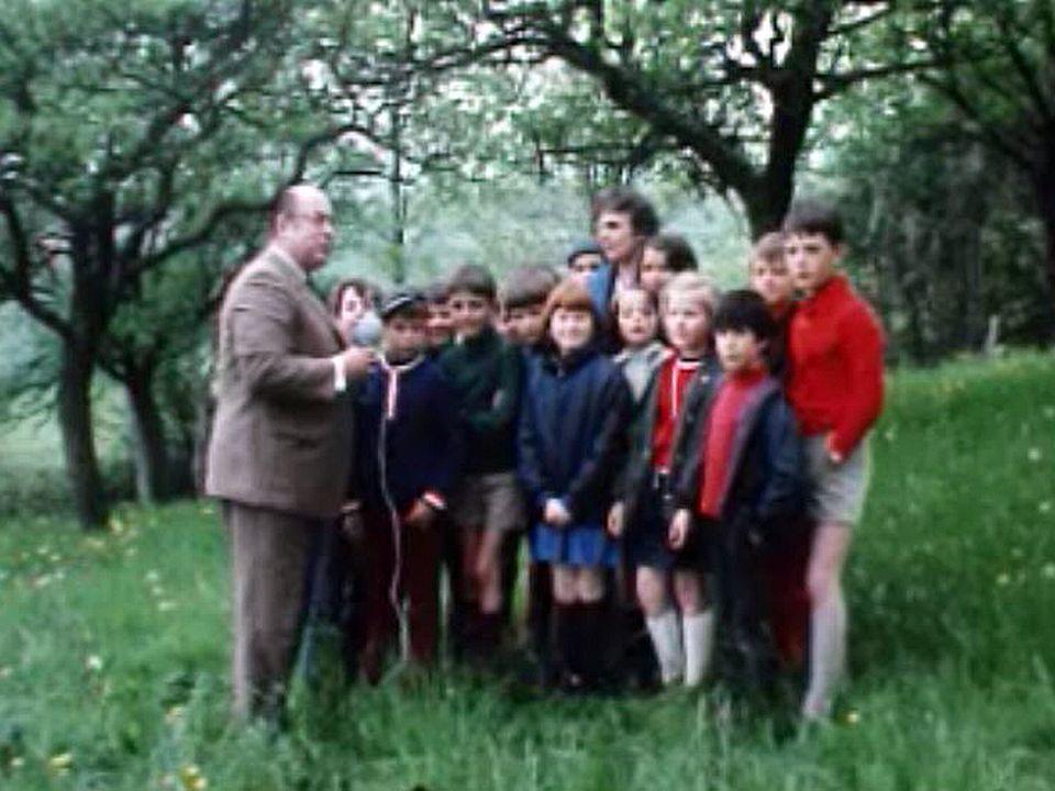 Une classe de Gorgier se préoccupe de l'environnement.