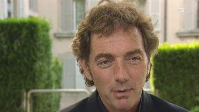 Michel Pont en 2005 [RTS]