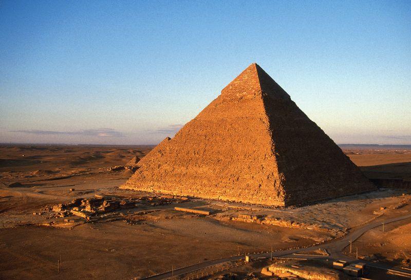 pyramides d egypte