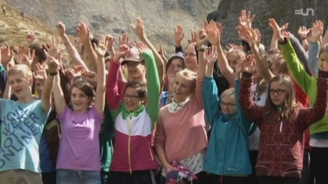 Bonjour la Suisse: Vers la vie quotidienne 3-5 [RTS]