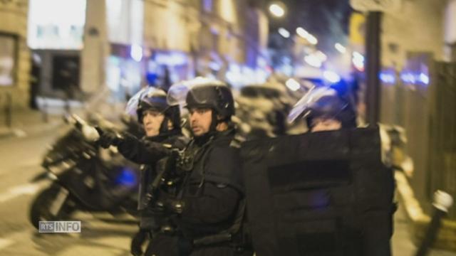 """""""Ils ont fusillé tout le monde"""" [RTS]"""