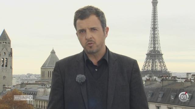 Attentats de Paris: les explications de Michel Beuret depuis Paris [RTS]