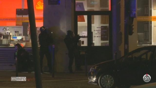 Attentats de Paris: le Bataclan a été le principal théâtre de l'horreur [RTS]