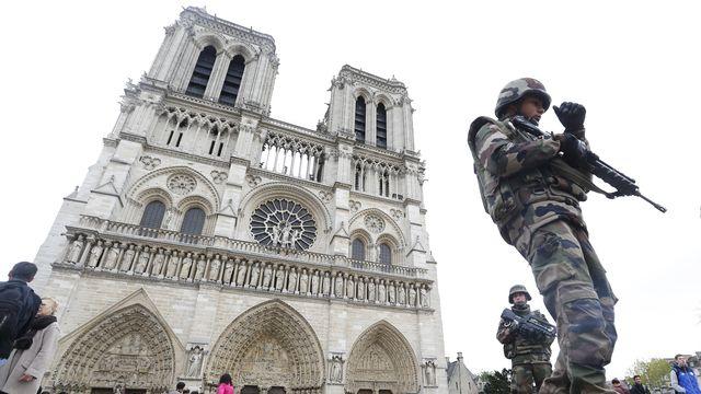 Attentat à Paris: un premier assaillant identifié, le suivi en direct [Yves Herman - Reuters]