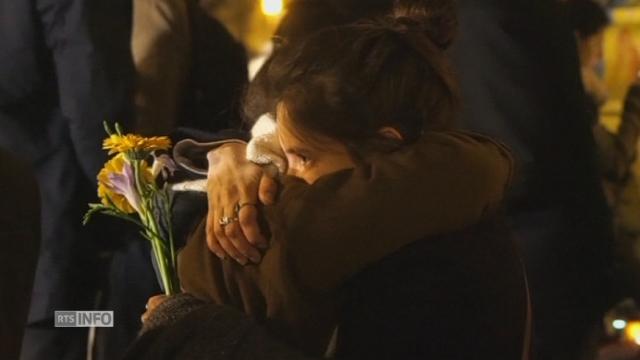 Un élan mondial d'amour et de solidarité contre le terrorisme [RTS]
