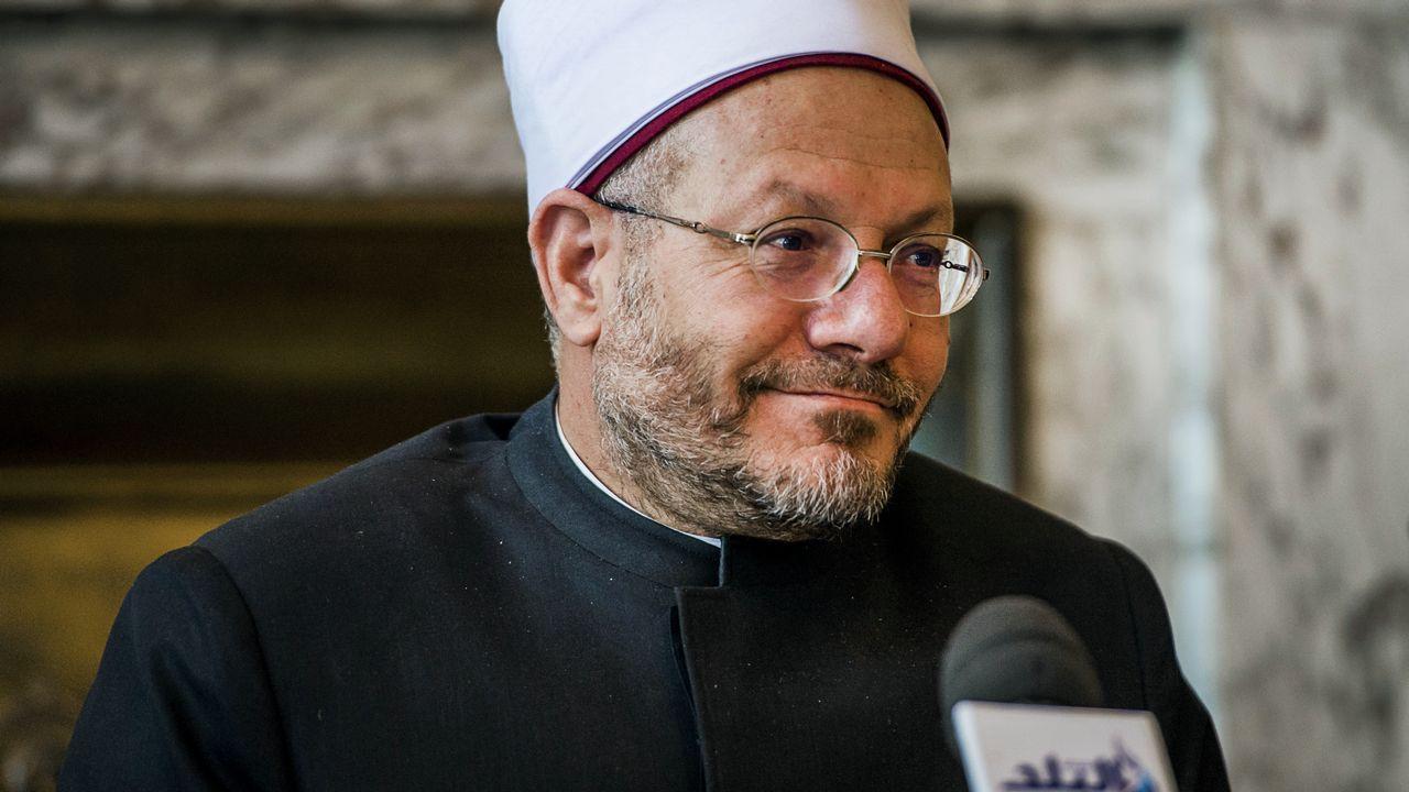 Le grand mufti d'Egypte Shawki Allam. [Remiko de Waal - AFP/ANP]
