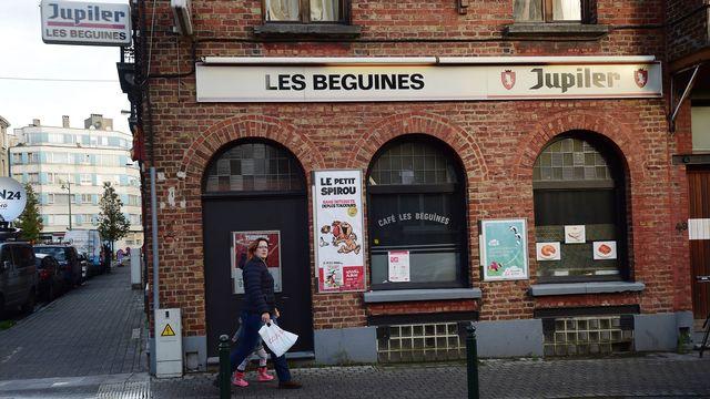 L'enquête belge se concentre sur un bar de la commune bruxelloise de Molenbeek, aujourd'hui fermé. [Emmanuel Dunand - AFP]