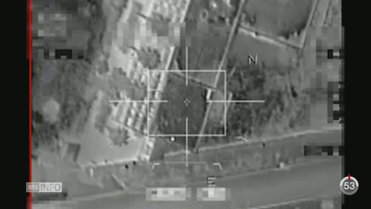 Attentats de Paris: une coalition militaire se construit entre la France et la Russie [RTS]