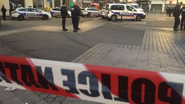 Peu d'informations ont filtré sur l'identité de la femme qui se serait tuée à Saint-Denis. [Ying Qiang - AFP]