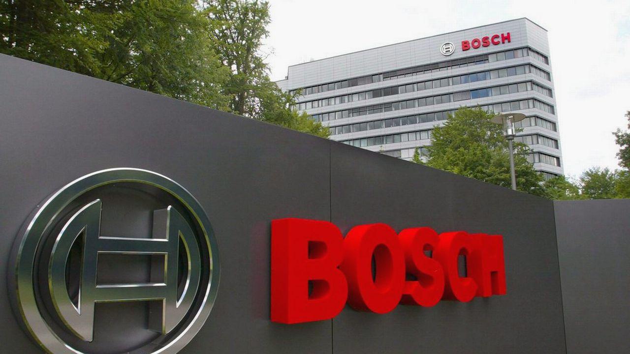 Les quartiers de l'équipementier Bosch en Allemagne. [EPA/Harry Melchert - key]