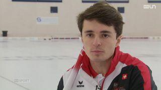 Curling - Européens d'Esbjerg: l'équipe suisse a fêté sa première victoire [RTS]