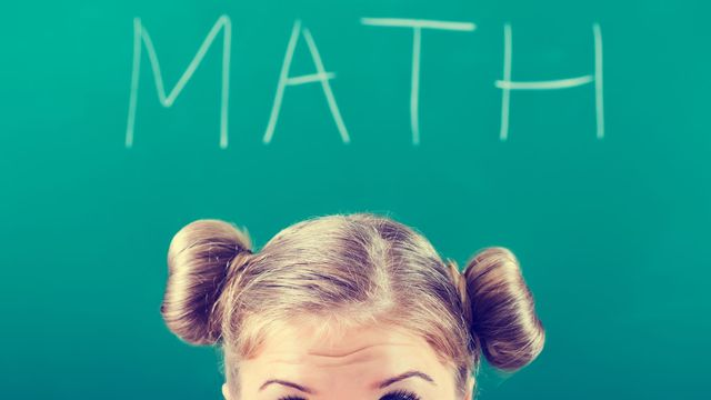 Les maths se cachent partout dans notre quotidien. djoronimo Fotolia [djoronimo - Fotolia]