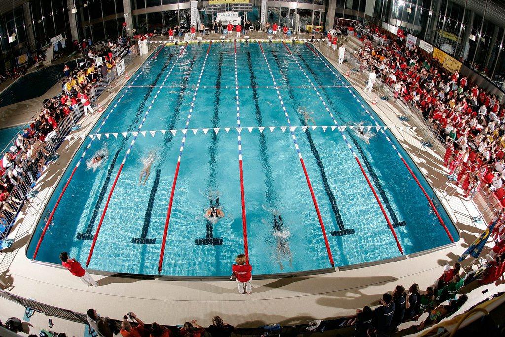 Une piscine lausannoise ferm e apr s une vague de malaises for Probleme electrolyseur piscine