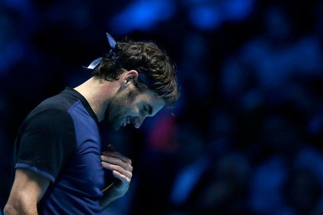 Entre les JO et les 4 levées du Grand Chelem, la saison 2016 s'annonce intense pour Federer. [Tim Ireland - Keystone]