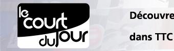 Court du jour - promo TTC - Inventer demain. [RTS]