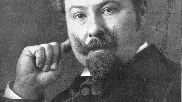 Le compositeur suisse Emile Jaques-Dalcroze. [DP]