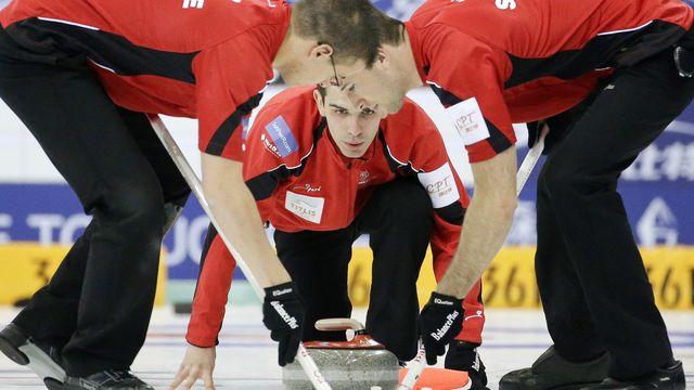 Peter de Cruz et la Suisse devront absolument battre les Néerlandais jeudi. [lexander F. Yuan - Keystone]