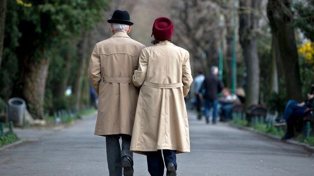 La réforme veut redonner au 2e pilier tout son sens: servir à financer la retraite. [Vadim Ghirda - AP/Keystone]