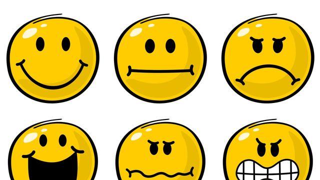 Les émoticônes font aujourd'hui partie intégrante de nos messages. [JiSign - Fotolia]