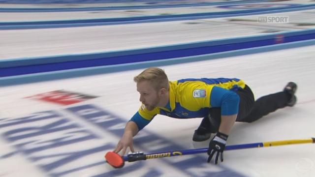 Les Suédois prennent le dessus sur les Norvégiens et rejoignent la Suisse en finale! [RTS]