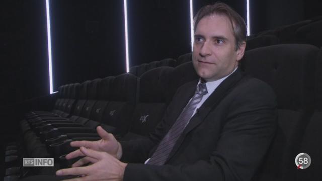 La 4D s'invite au cinéma et permet notamment de ressentir des odeurs, de l'eau et du vent [RTS]