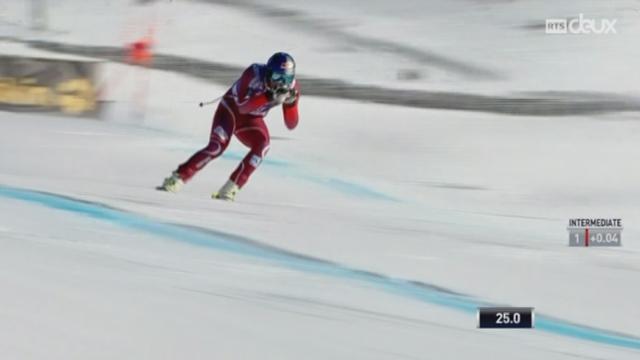Ski alpin: le Norvégien Svindal remporte la première course de vitesse de la saison [RTS]