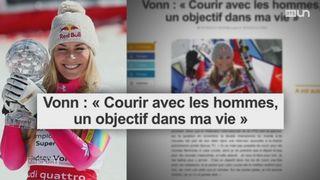Le Mag: le sport féminin continue d'être dévalué par rapport au sport masculin [RTS]