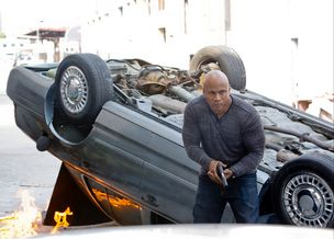 """NCIS: Los Angeles"", saison 5. [Cliff Lipson - CBS Broadcasting/RTS]"