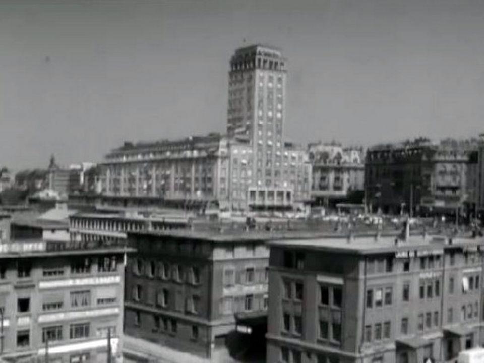 Les entrepôts au centre de Lausanne pourraient disparaître.