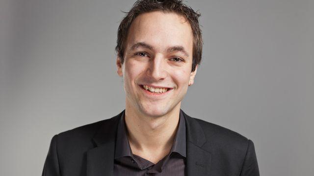 Mathias Reynard, enseignant, conseiller national PS-VS [Gaetan Bally - KEYSTONE]